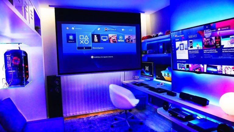 Setup Gamer 1