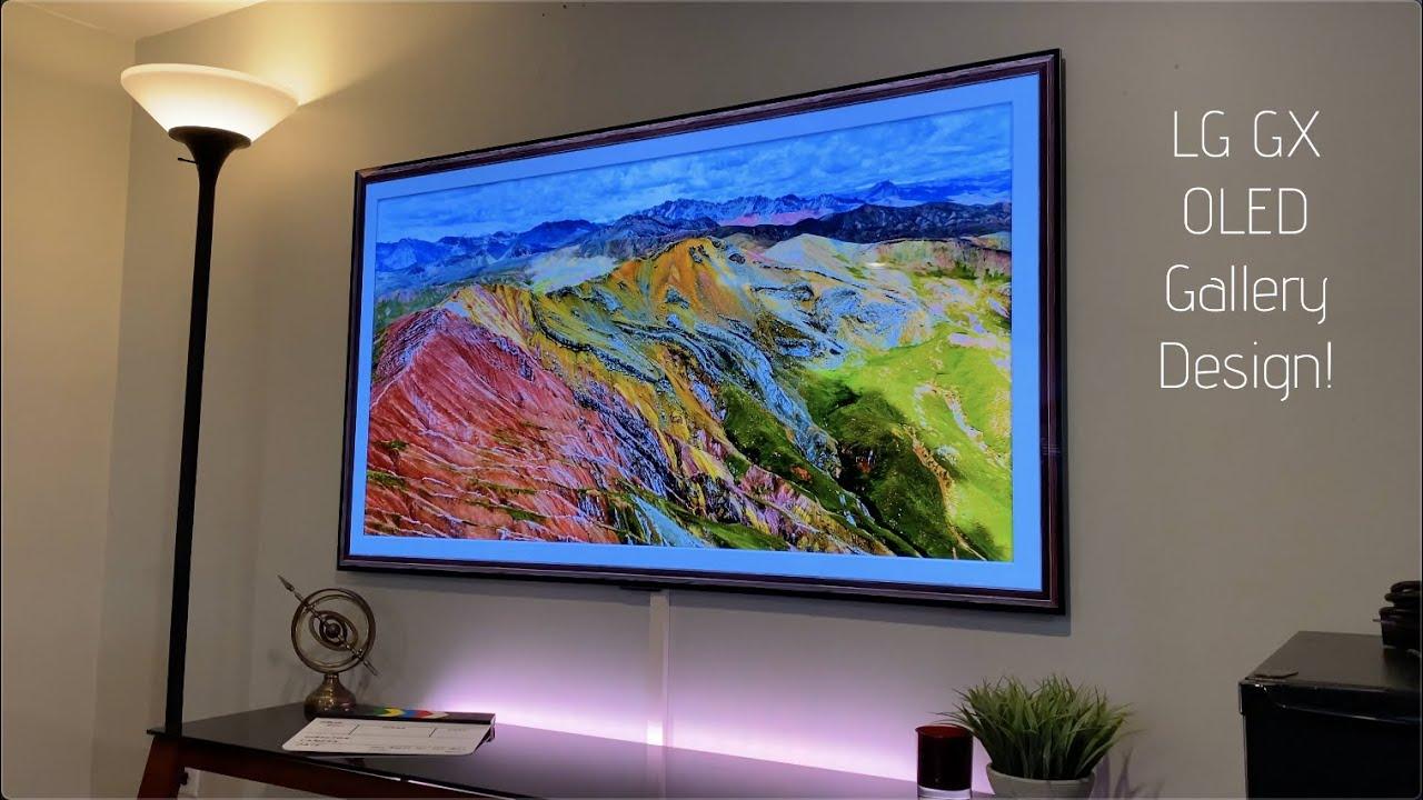 LG 65 inch OLED 8K