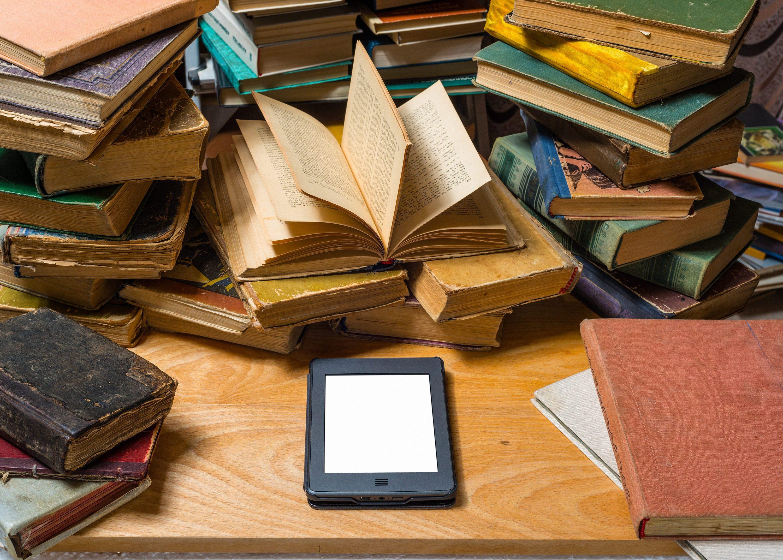 ebooks books paper