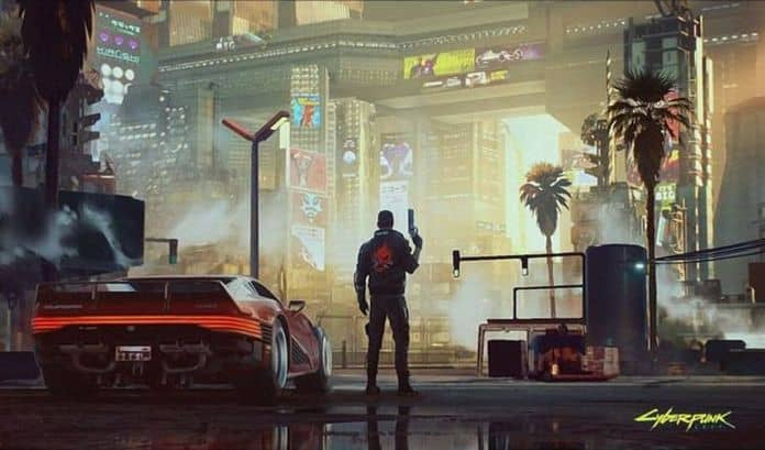 Cyberpunk Historia 1