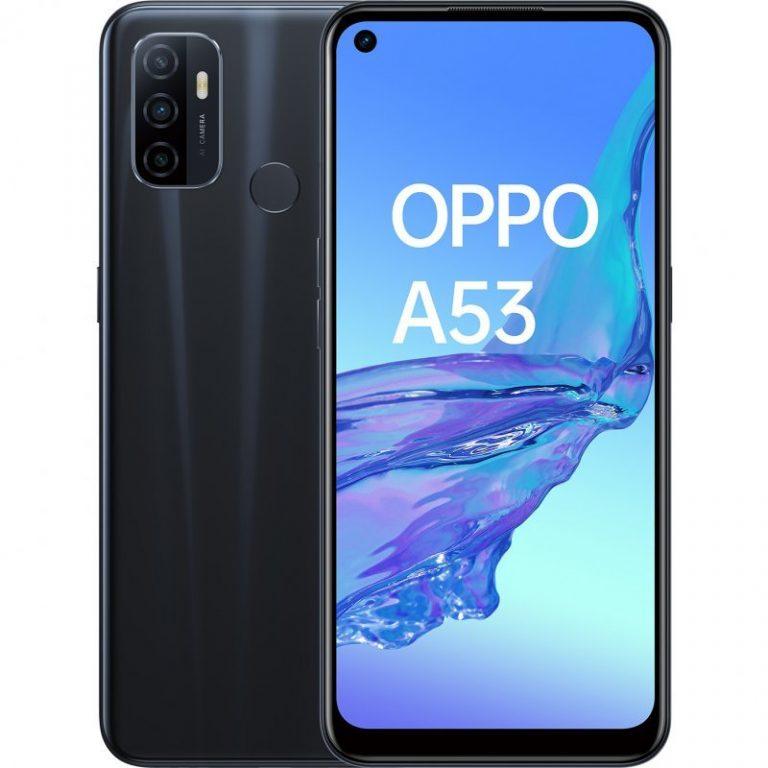 1181 Oppo A53 4 64gb Electric Black Libre