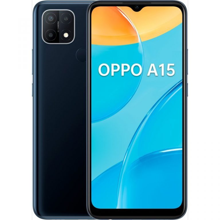 131 Oppo A15 3 32gb Dynamic Black Libre