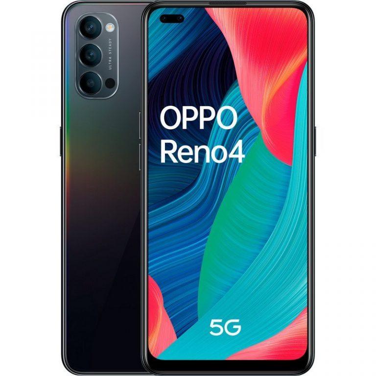 Oppo Reno4 5g 8 128gb Space Black Libre