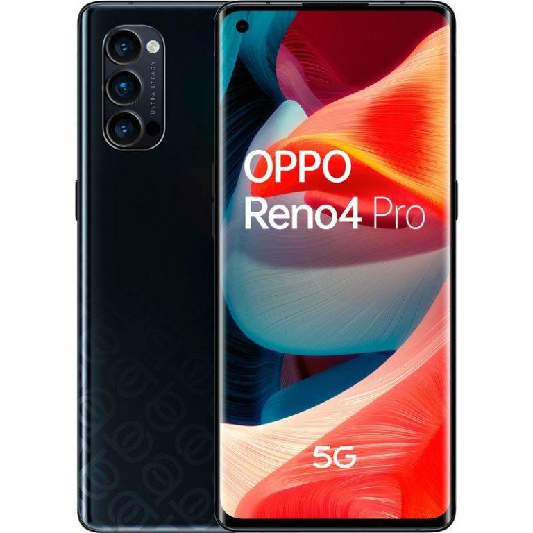 Oppo Reno4 Pro 5g 12 256gb Space Black Libre