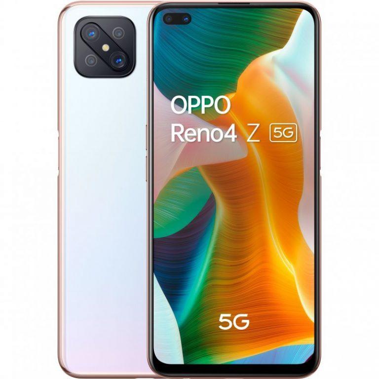 Oppo Reno4 Z 5g 8128gb Dew White Libre
