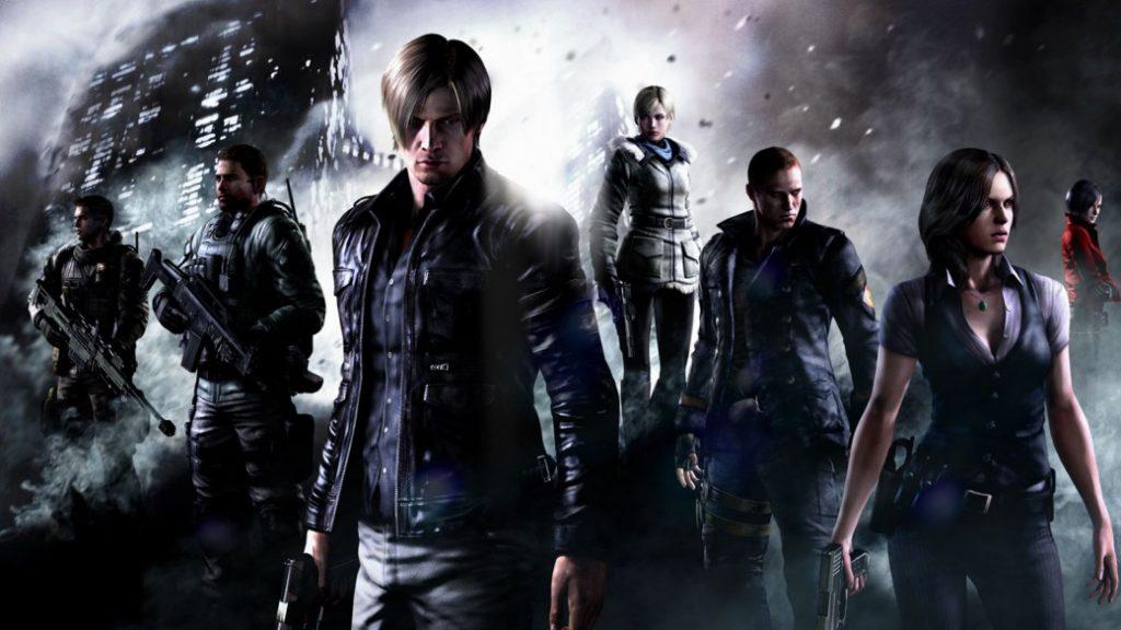 Resident Evil 6 2012