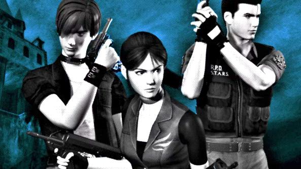 Resident Evil Code Veronica 2001 1