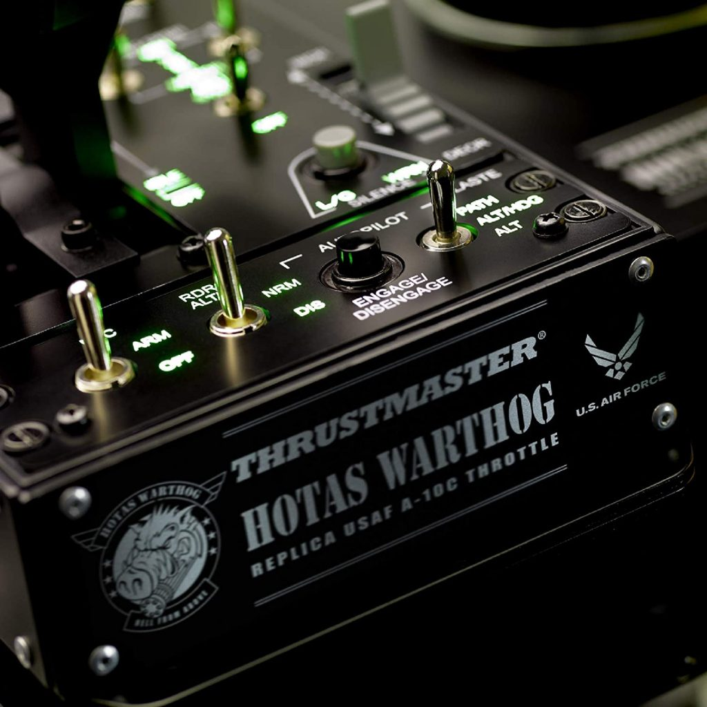 Thrustmaster Hotas Warthog 2