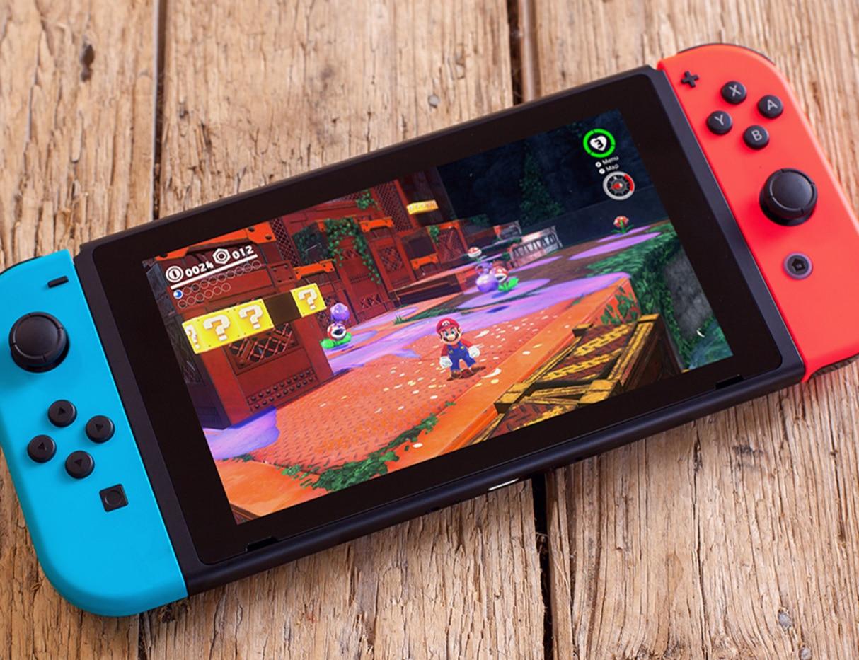 Nintendo Switch Pro 1
