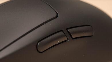 Logitech G Pro X Superlight Botones