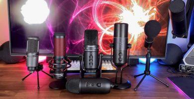 El Mejor Micrófono Para Streaming Juegos Y Podcasting