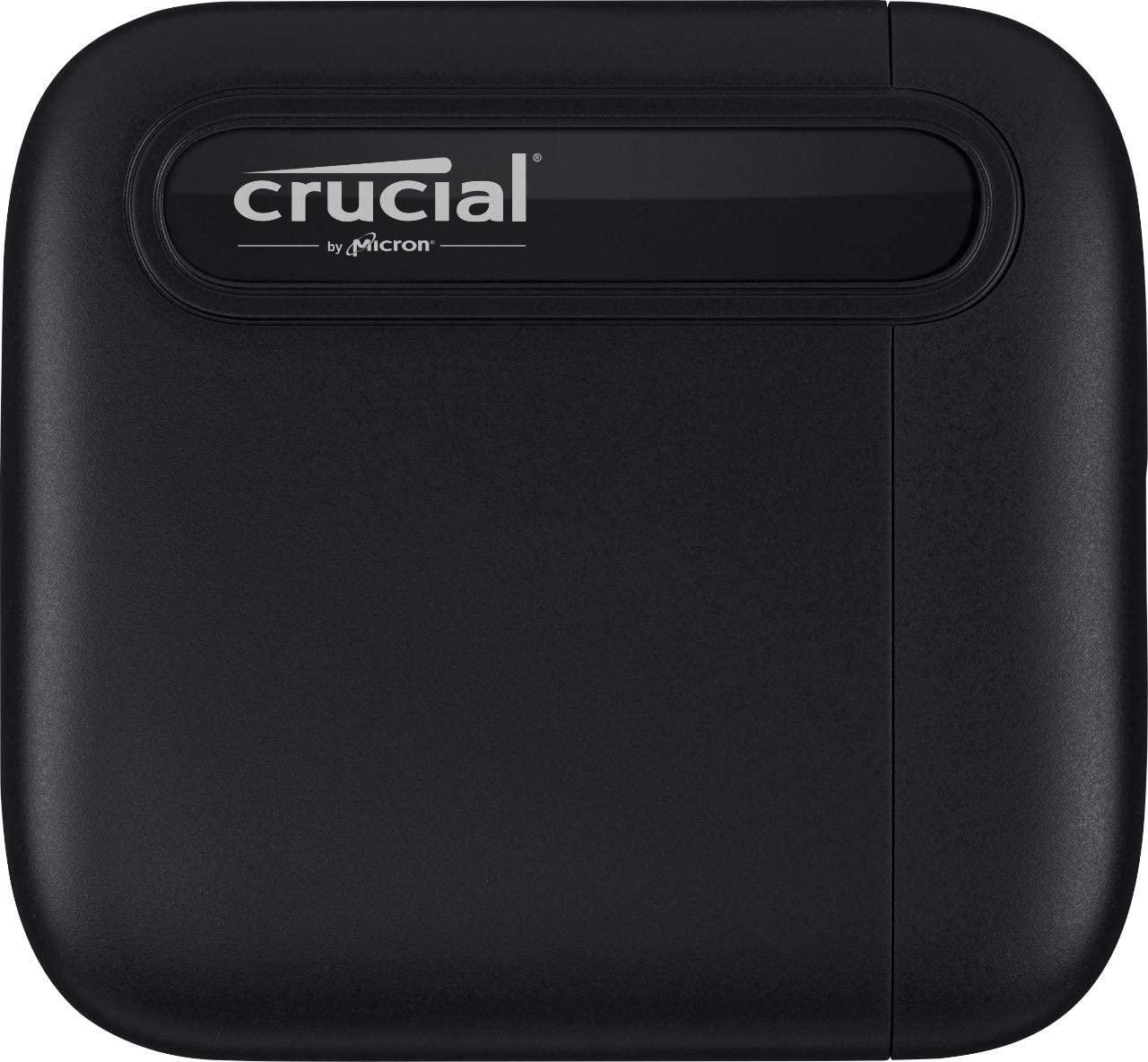 Crucial X6 2tb