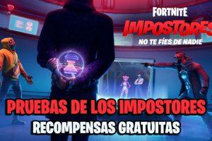 Pruebas De Los Impostores En Fortnite 2021 1