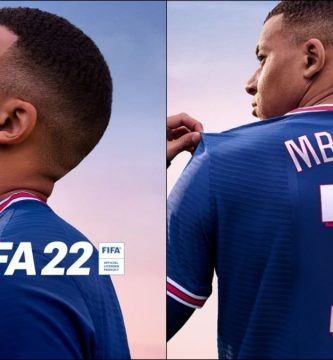 Kylian Mbapp Portada Fifa 22