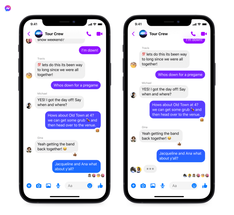 Group Typing Indicator Ios 1